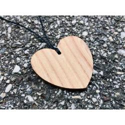 Lesena verižica Asja