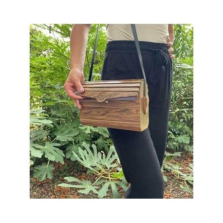 Lesena torbica Nikolina